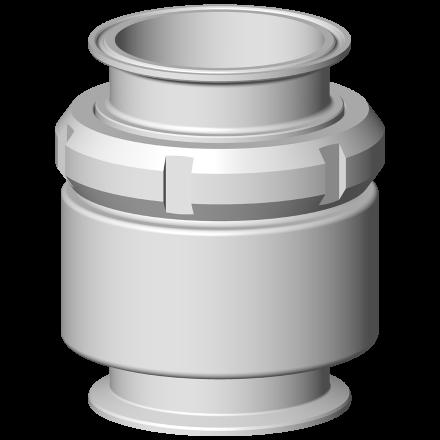Clapet anti-retour CLAMP