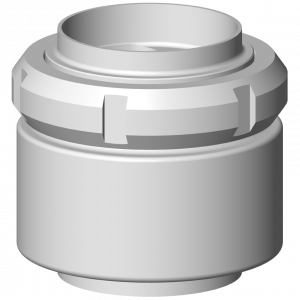 Clapet anti-retour sortie tube