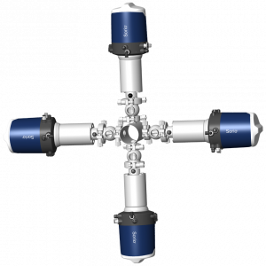 Starwheel avec boîtier de contrôle Sorio