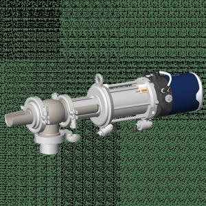 Vanne prise d'échantillon volumétrique PEV avec boîtier de contrôle Sorio