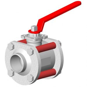 Manual DBX ball valve